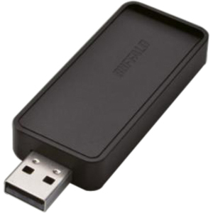 Airstation N300 USB Client Dual Band 11n USB 2.0 Adapter / Mfr. No.: Wi-U2-300d