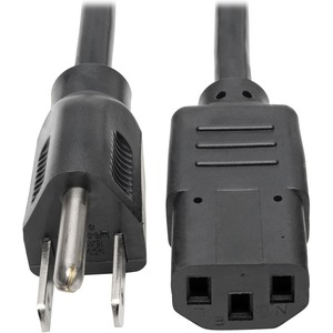 8ft Power Cord Adapter 16awg 13a 125v 5-15p To C13 / Mfr. No.: P006-008-13a