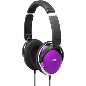 Around Ear Light Weight Headset Purple / Mfr. No.: Has660v
