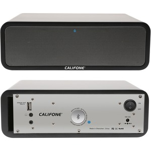 Califone PA-BT30 Speaker System - 30 W RMS - Portable - Wireless Speaker(s)
