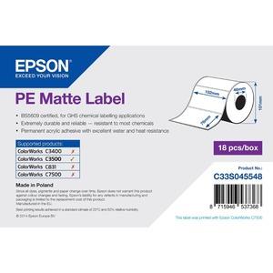 Étiquette polyvalente Epson - Polyéthylène - S045548