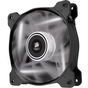 Air Series Af120-LED White Low Noise High Airflow Fan / Mfr. No.: Co-9050015-Wled