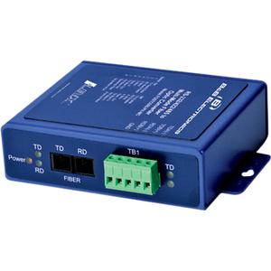 B&B Heavy Industrial 232/422/485 TO MM Fiber SC CNVTR