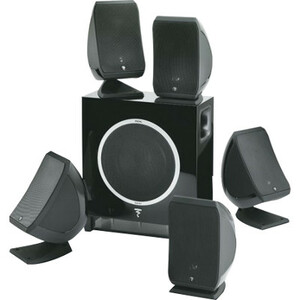 Focal Sib 5.1 Home Theater Package - Black