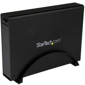 3.5in USB 3.0 Trayless SATA HDD Enclosure With Uasp Black / Mfr. No.: S3510bmu33t