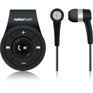 Noisehush Ns560 Clip-On Bluetooth Stereo Headset Black / Mfr. No.: Ns560-11977