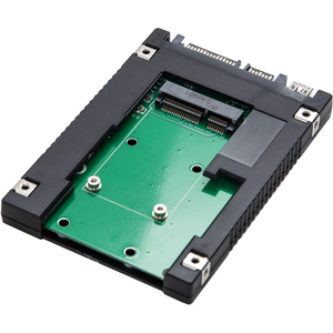 2.5in SATA To MSATA Ssd Adapter Replace Hd Inside The Laptop / Mfr. No.: SD-Ada40077