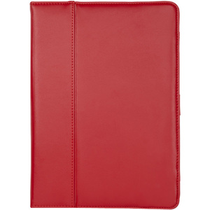 Sg Bumper Tech Protect Red Leather Cover Case IPad Air/5 / Mfr. No.: Ic-1931