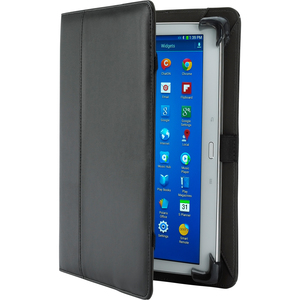 Universal Synthetic Black Koskin Leather Case For 9-10in Tablets / Mfr. No.: Uc-7650