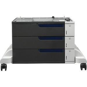 3x500 Sheet Tray With Stand For Laserjet / Mfr. No.: C1n63a