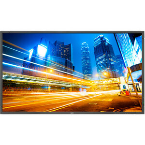 "NEC Display 46"" LED Backlit Professional-Grade Large Screen Display with Integrated Tuner"