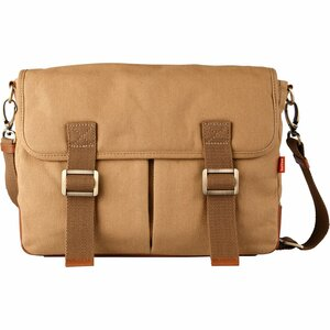 Genuine Leather Case Toffee Mission Rucksack Mustard For IP / Mfr. No.: Tmr-0513-M