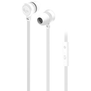 iLuv High-Performance Earphone with SpeakEZ Remote for Smartphones