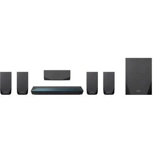 Sony Blu-ray Disc Home Theater System with Wi-Fi