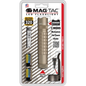 Mag-Tac Coyote Tan Scallop Head