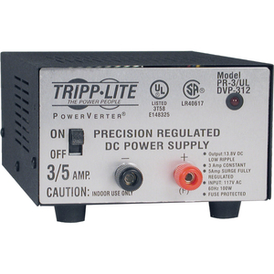 Tripp Lite Precision Regulated Dc Pwr Supp / Mfr. no.: PR-3UL
