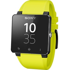 Us Se20 Yellow Band Smartwatch2 Retail Bag For Sw2 Only / Mfr. No.: 1276-4014