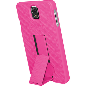 Snap On Hot Pink Case With Kickstand For Samsung Galaxy No / Mfr. no.: AMZ96230