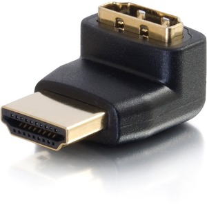 HDMI M/F 90degrees Up Right Angle Adapter / Mfr. No.: 18413