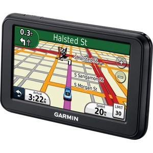 Garmin Portable Vehicle GPS Refurb Nuvi 40Lm Us + Canada 010-N0990-20