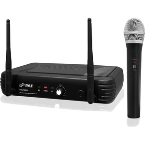 Pro Uhf Wireless Handheld Mic Syst Premier Series / Mfr. No.: Pdwm1800