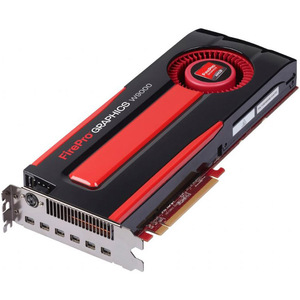 Amd Firepro W9000 PCIe 6gb Gddr5 6xmini Displayport Eye 6 / Mfr. No.: 100-505859
