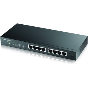 Gs1900-8 8port Web Mng Gbe Fanless L2 Switch / Mfr. No.: Gs1900-8