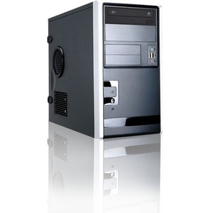 CybertronPC Quantum SVQJA2121 Mini-tower Server - 1 x Intel Core i3 (1st Gen) i3-540 Dual-core (2 Core) 3.06 GHz