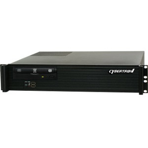 CybertronPC Quantum SVQJA2221 2U Rack Drawer Server - Intel Core i3 (2nd Gen) i3-2100 Dual-core (2 Core) 3.10 GHz
