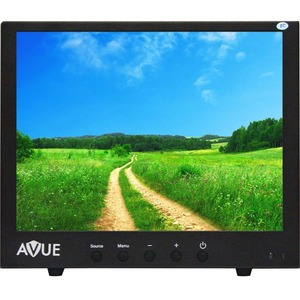 10.4in LCD 1024x768 Metal Case Composite S-Video VGA Audio Spe / Mfr. No.: Avl104mde