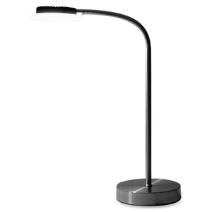 Vision Global® Triton Desk LED Lamp with 2 USB ports