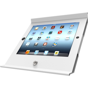 Slide Enclosure White For IPad 2/3/2004 / Mfr. No.: 225posw
