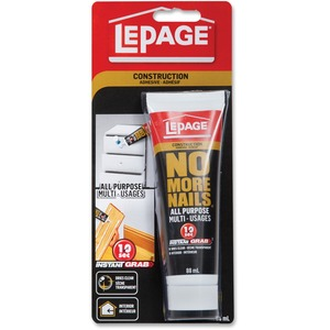 LePage® No More Nails® All Purpose Construction Adhesive 88 mL