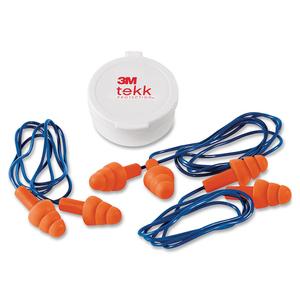 3M Tekk Reusable Earplugs 1 pair/pkg