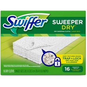 Swiffer® Sweeper Refills Dry Cloths