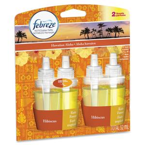 Febreze® Noticeable Refills Hawaiian Aloha 2/pkg