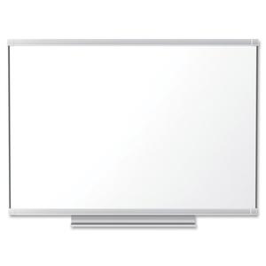 "Quartet® Prestige® 2 Total Erase® Whiteboard 48"" x 96"" Aluminum Frame"