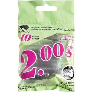 Plastichange® Coin Wrappers $2 10/pkg