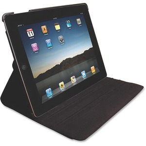 Vision Global® iPad Case and Stand Black