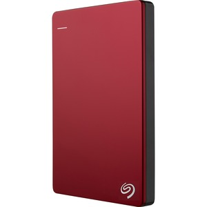 Seagate 1tb Backup Plus USB 3.0 Slim Portable Drive Red / Mfr. No.: Stdr1000103