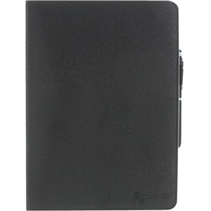 Roocase Dual View Folio Case Smart Cover For IPad Air Black / Mfr. No.: Rc-Apl-IPad5-Dv-Bk