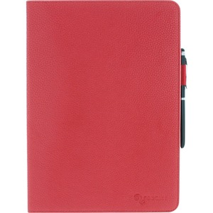 Roocase Dual View Folio Case Smart Cover For IPad Air Red / Mfr. No.: Rc-Apl-IPad5-Dv-Rd