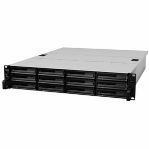 Rackstation 12bay Diskless Scalable Up To 144tb / Mfr. No.: Rs3614xs+