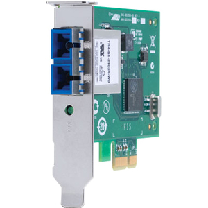 Allied Telesis AT-2911LX/2LC Gigabit Ethernet Card