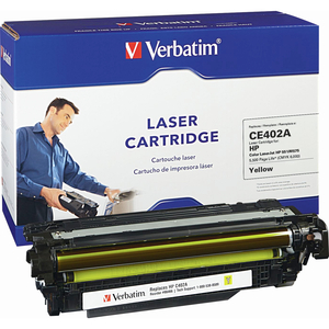 Hp Ce402a Yellow Toner Crtg Remanufactured F/ Laserjet 551/ / Mfr. no.: 98466