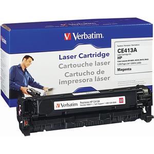 Hp Ce413a Magenta Laser Toner Reman Cartridge For M351 M375 M / Mfr. No.: 98471