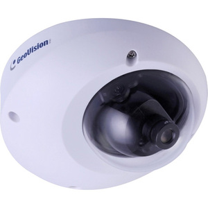 Vision Systems 1.3MP H.264 Super Low Lux WDR Mini Fixed Dome / Mfr. No.: Gv-Mfd1501-4f