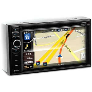 Single Din 7in Touchscreen Receiver W/ Navigation Bluetooth Enabl / Mfr. No.: Bv9386nv