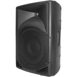 100w Full Range 2way Active Speaker With 8in Woofer / Mfr. No.: Pcs 8x