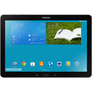Galaxy Note Pro 12.2in 32gb Black / Mfr. no.: SM-P9000ZKVXAR